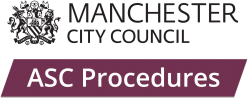 Manchester Adult Policies, Procedures and Practice Portal